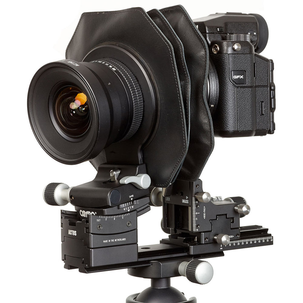 Cambo Actus Gfx View Camera Body With Fujifilm Gfx