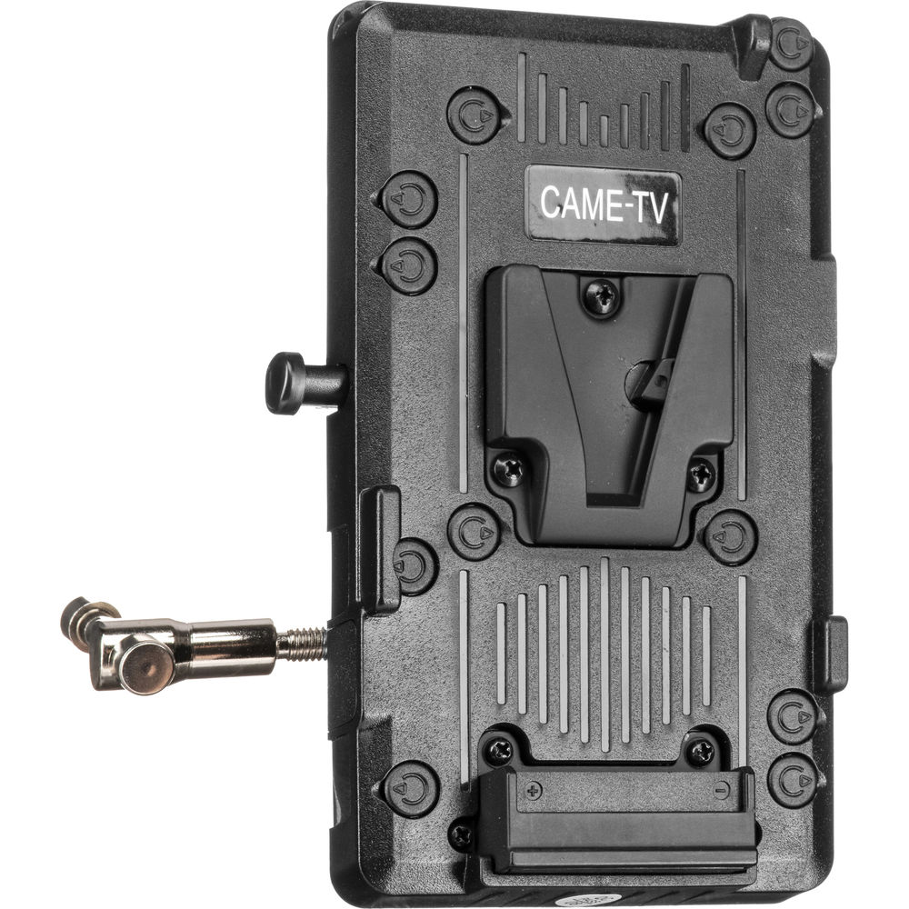Came tv v lock plate with clamp rod mount and d tap vm06 bh came tv v lock plate with clamp rod mount and d sciox Choice Image
