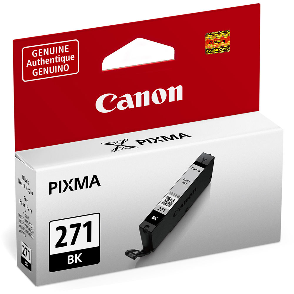 Canon CLI-271 Black Ink Tank