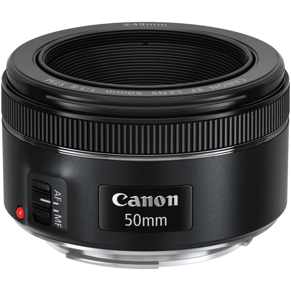 Canon 50mm Lens #1