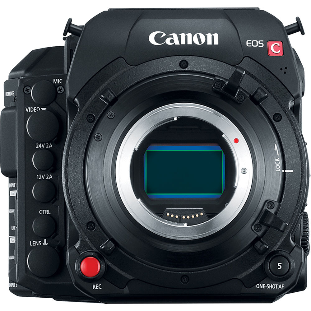 Canon EOS C700 Full-Frame Cinema Camera 3042C002 B&H Photo Video