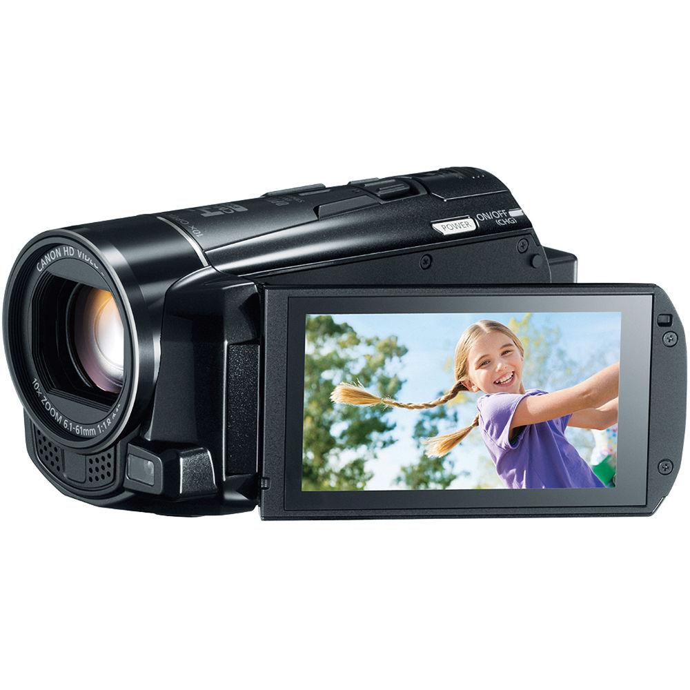 canon vixia hf m500 full hd camcorder refurbished 6096b039aa rh bhphotovideo com Canon VIXIA HF R500 Canon VIXIA HF S200