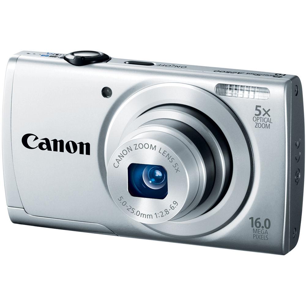 Скачать драйвер на фотоаппарат canon powershot a2500