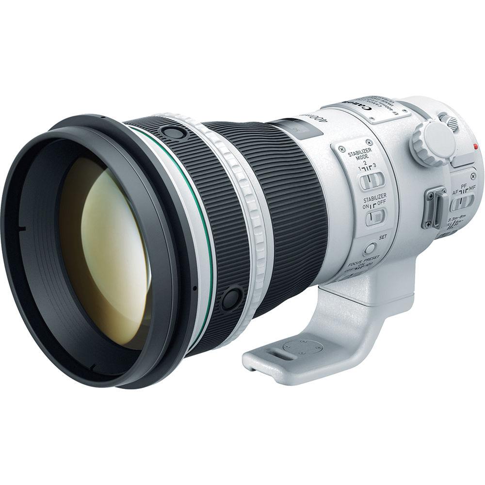 Canon Ef 400mm F 4 Do Is Ii Usm Lens 8404b002 B Amp H Photo Video
