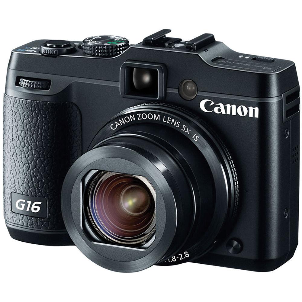 Camera Canon G16