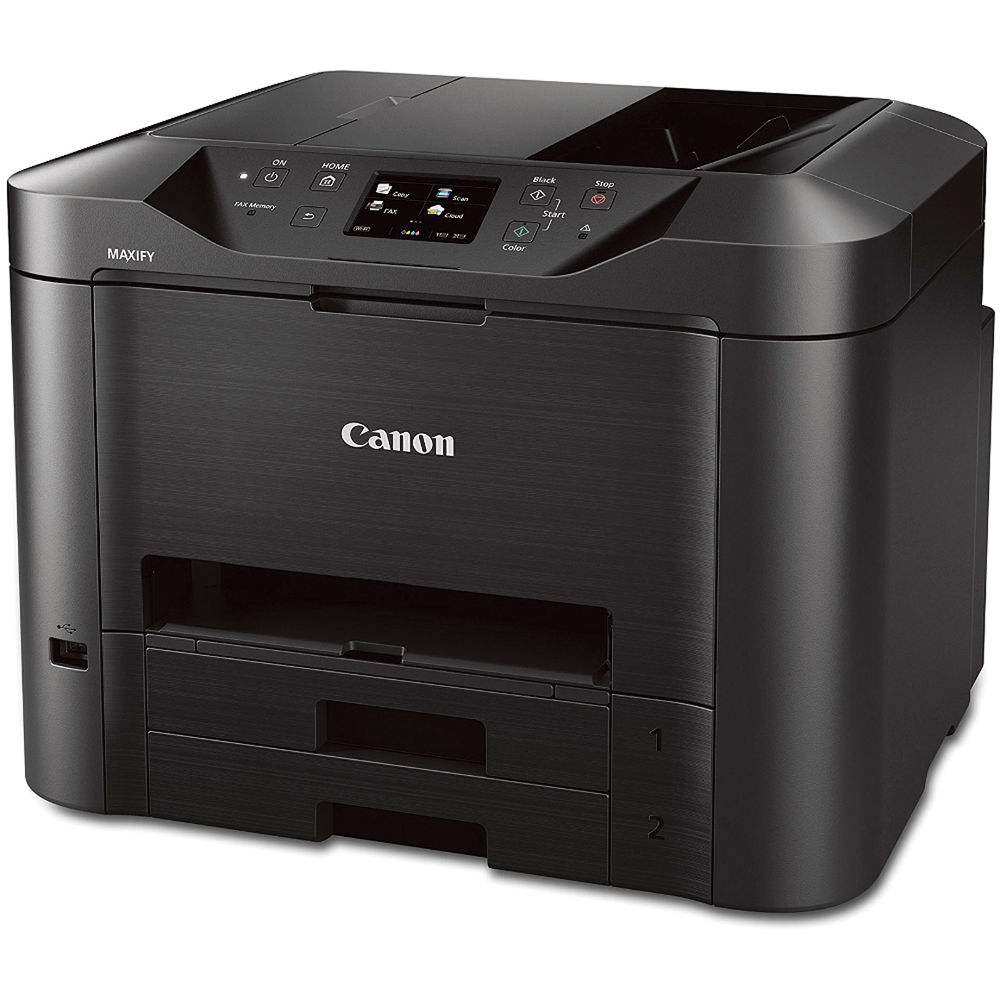 Wireless Canon Printer Driver Mb5320