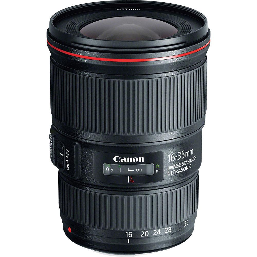 canon ef 16 35mm f 4l is usm lens 9518b002 b h photo video. Black Bedroom Furniture Sets. Home Design Ideas