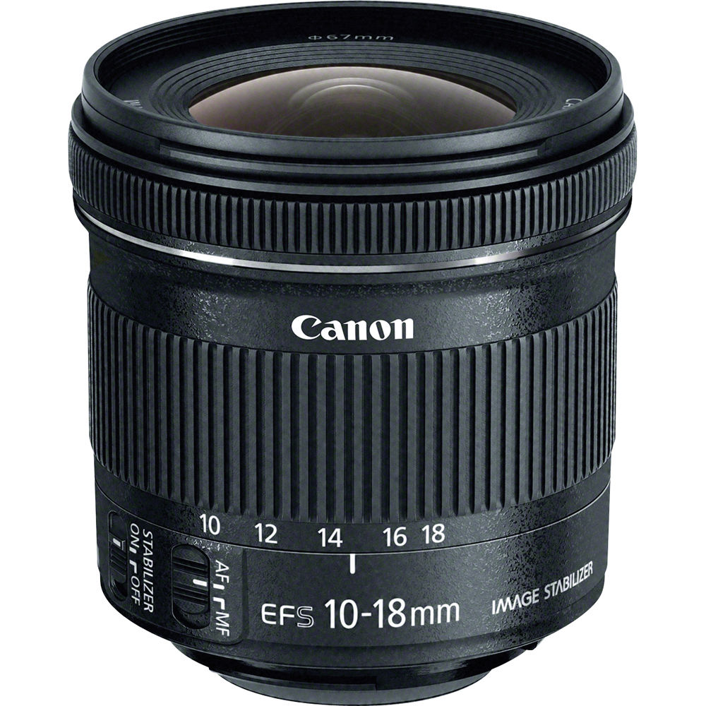 Canon EFS 1018mm F4556 IS STM