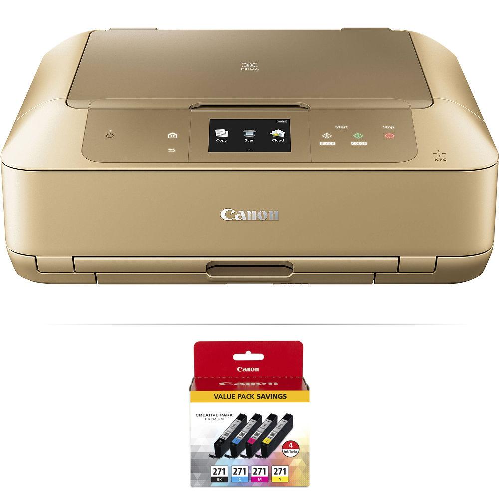 canon pixma mg7720 wireless all in one inkjet printer b h. Black Bedroom Furniture Sets. Home Design Ideas