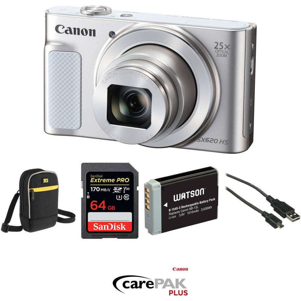 Jual Murah Canon Power Shot Sx 620 Black Termurah 2018 Powershot Sx620 Hs Paket Silver Digital Camera Deluxe Kit Bu0026amph