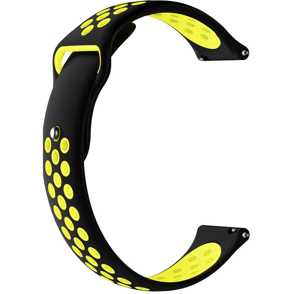 Mirar furtivamente software Himno  CASEPH Sport Silicone Band for Samsung Galaxy Watch CSF-SA2SSYB