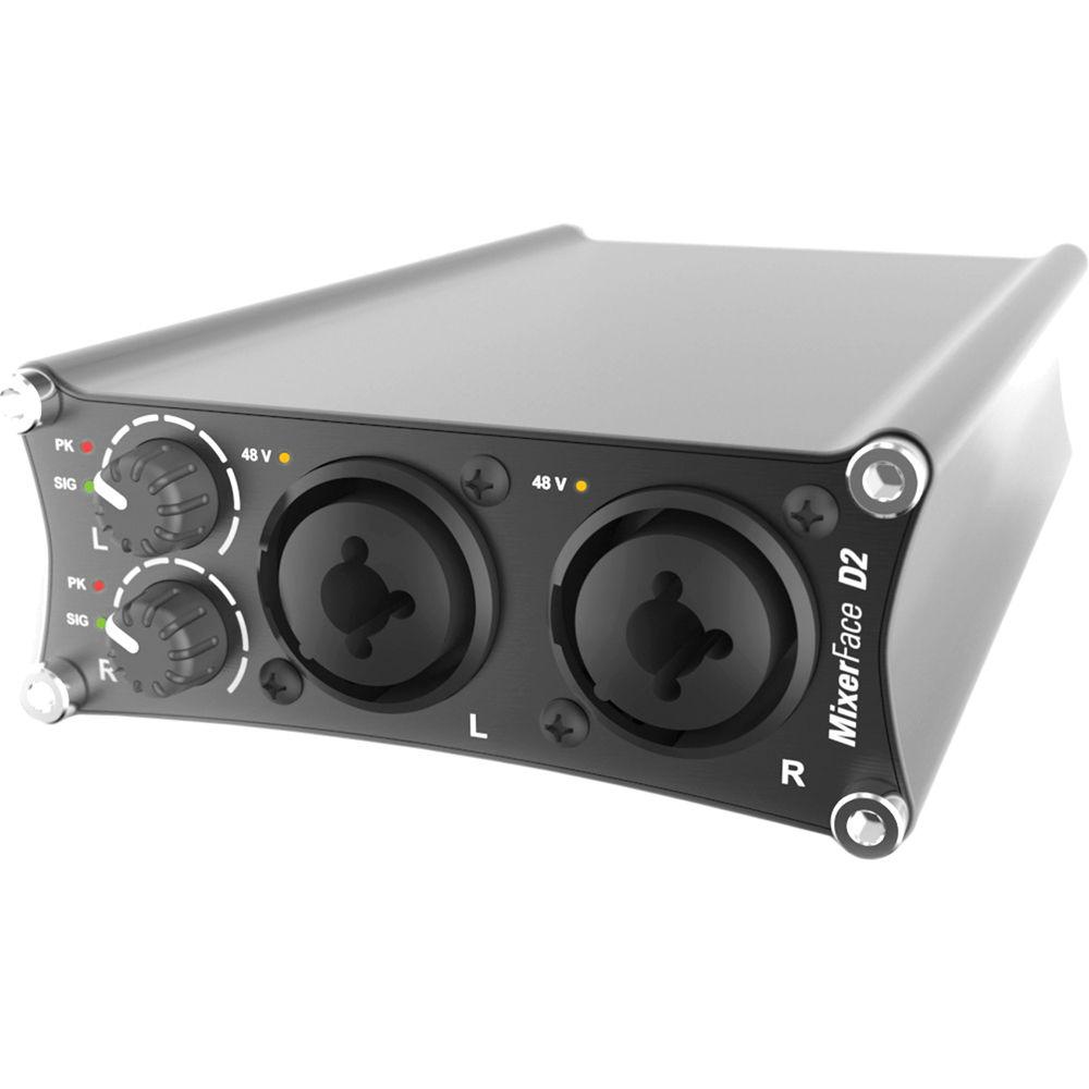 centrance inc mixerface 24 192 mobile iphone audio mixerface d2. Black Bedroom Furniture Sets. Home Design Ideas