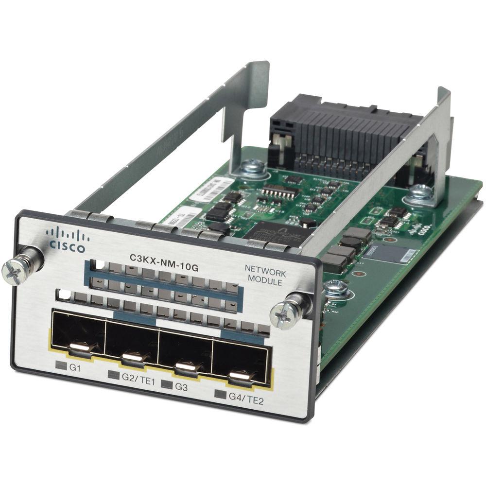 Cisco C3kx Nm 10g Network Module C3kx Nm 10g B Amp H Photo Video