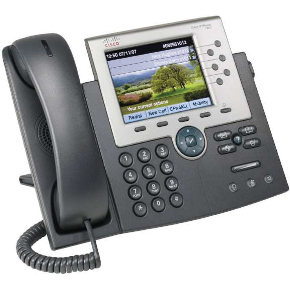cisco unified ip phone 7965g cp 7965g b h photo video. Black Bedroom Furniture Sets. Home Design Ideas