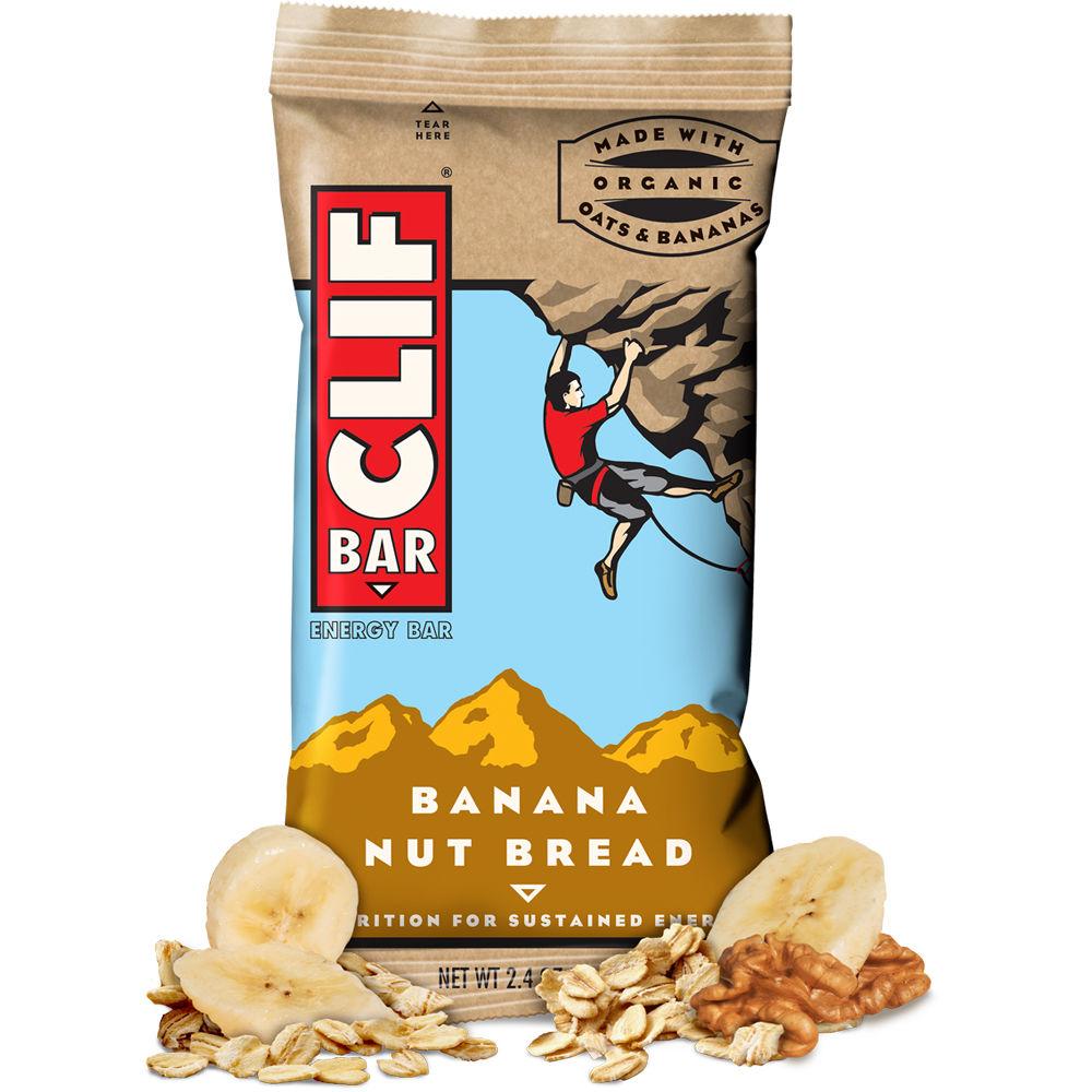 Clif Bar Energy Bars (Banana Nut Bread, 12-Pack) 161005 B&H
