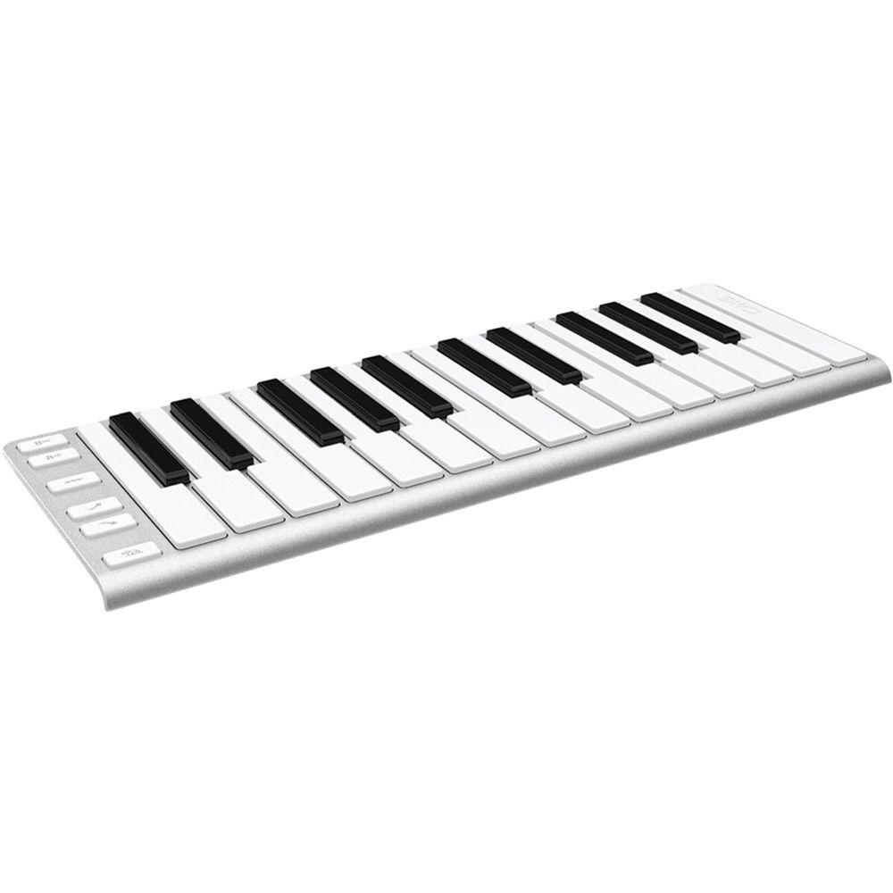 Mobile MIDI Keyboard (Silver) XKEY-SILVER B&H Photo