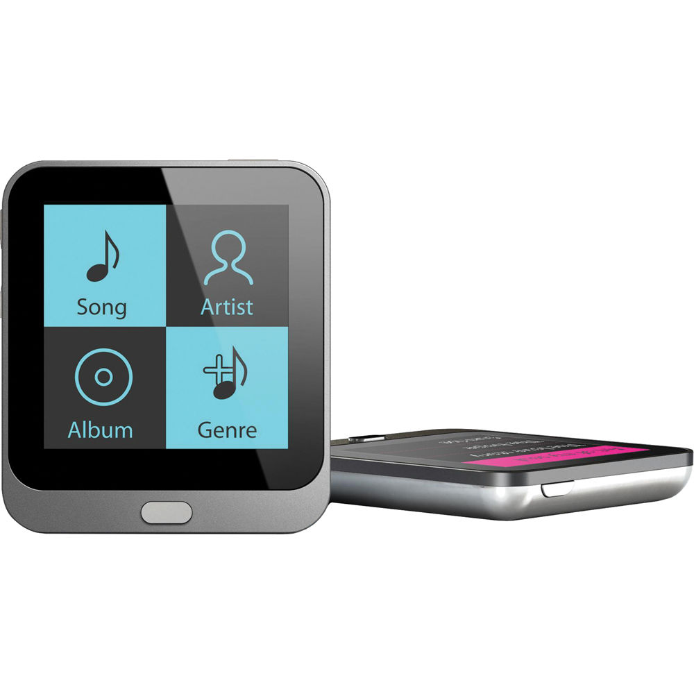 coby 4gb mp800 video mp3 player mp800 4g b h photo video. Black Bedroom Furniture Sets. Home Design Ideas
