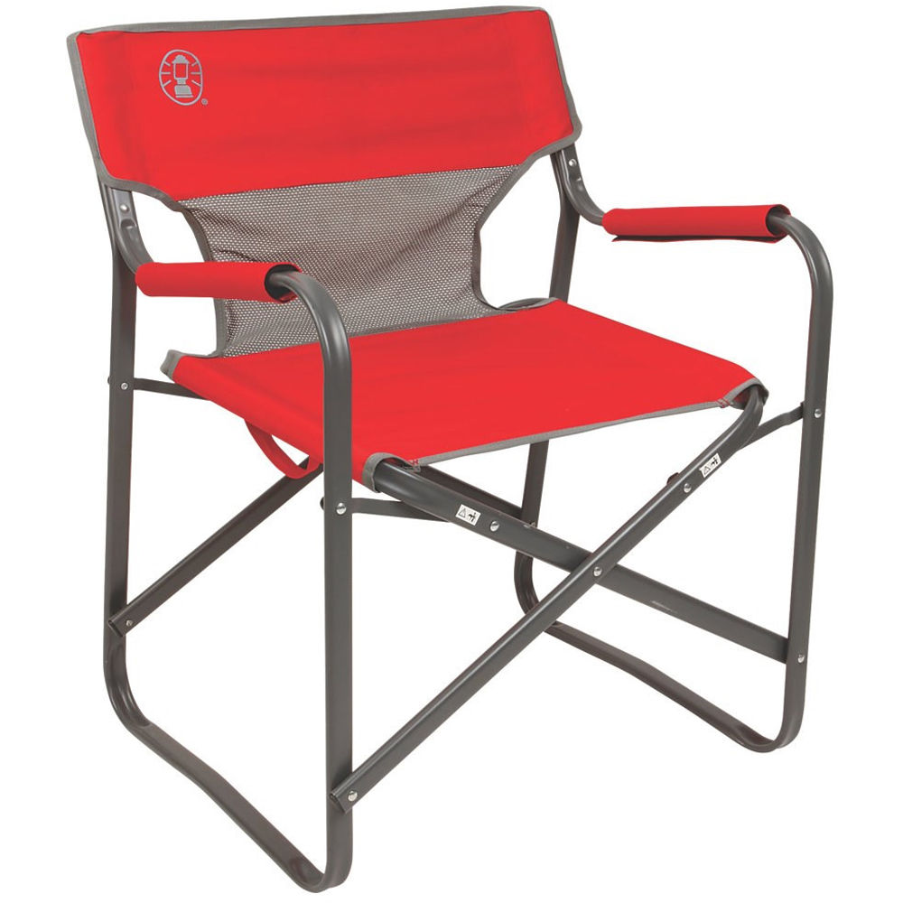 Coleman Outpost Breeze Deck Chair 2000019421 B H Photo Video