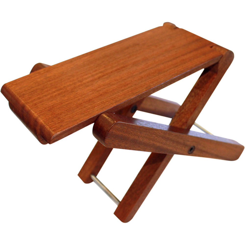 Cordoba Folding Wood Foot Stool 04028 B Amp H Photo Video