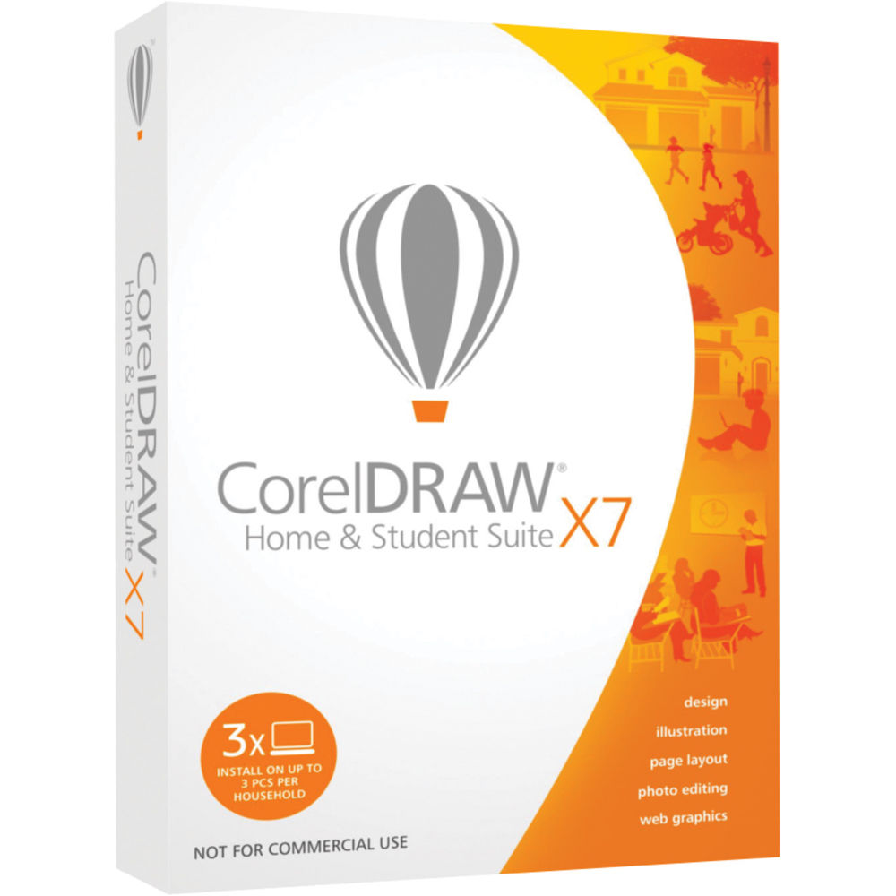 Corel draw version compatible with windows 10 - Corel Coreldraw Home And Student Suite X7 Education Boxed Edition Dvd