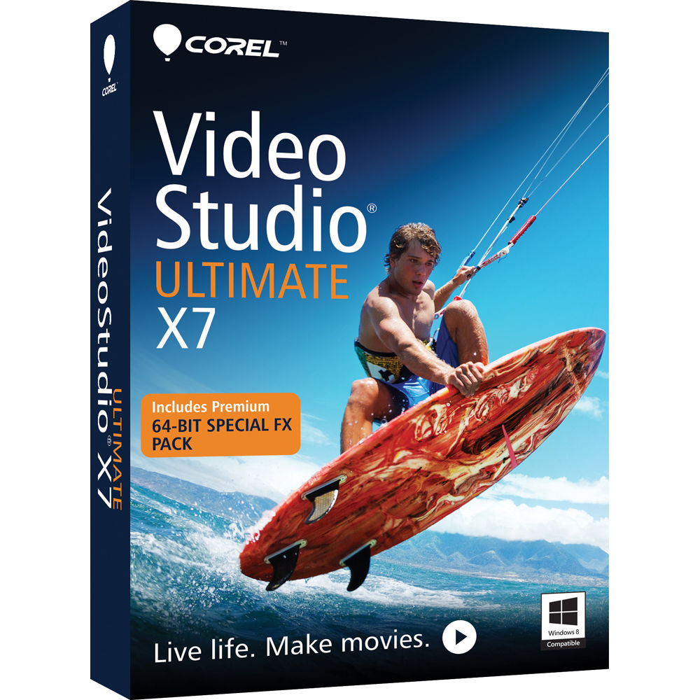 corel videostudio x7 windows 10