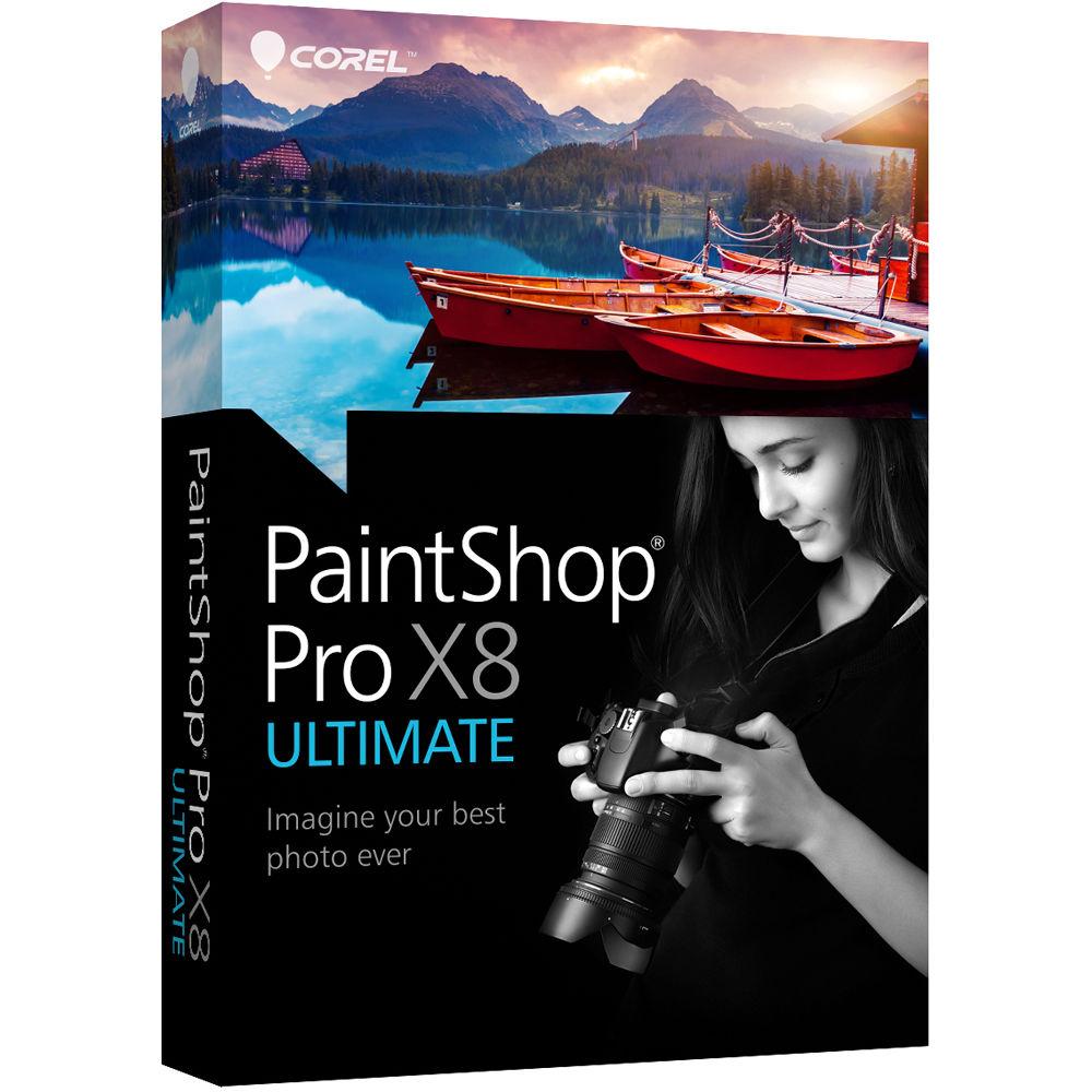 Is Corel Paint Shop Pro X Compatible Windows