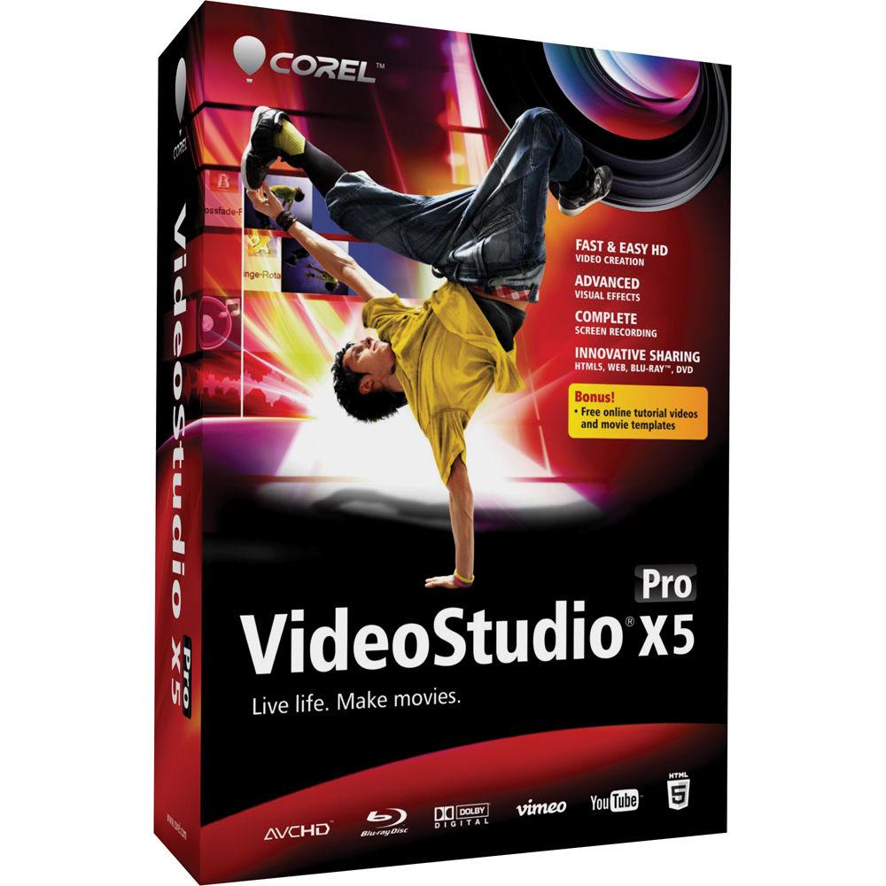Videostudio pro x5 ultimate coupon code
