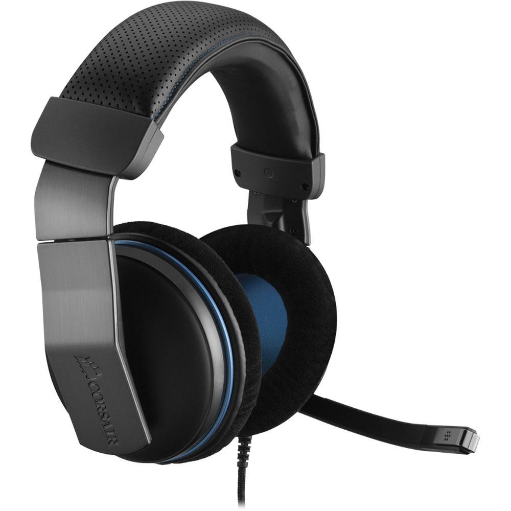 c854d506ebc Corsair Vengeance 1500 Dolby 7.1 Gaming Headset CA-9011124-NA