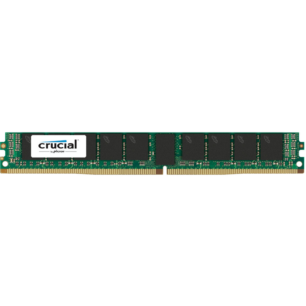 crucial 16gb ddr4 rdimm pc4 17000 registered ecc ct16g4vfd4213. Black Bedroom Furniture Sets. Home Design Ideas