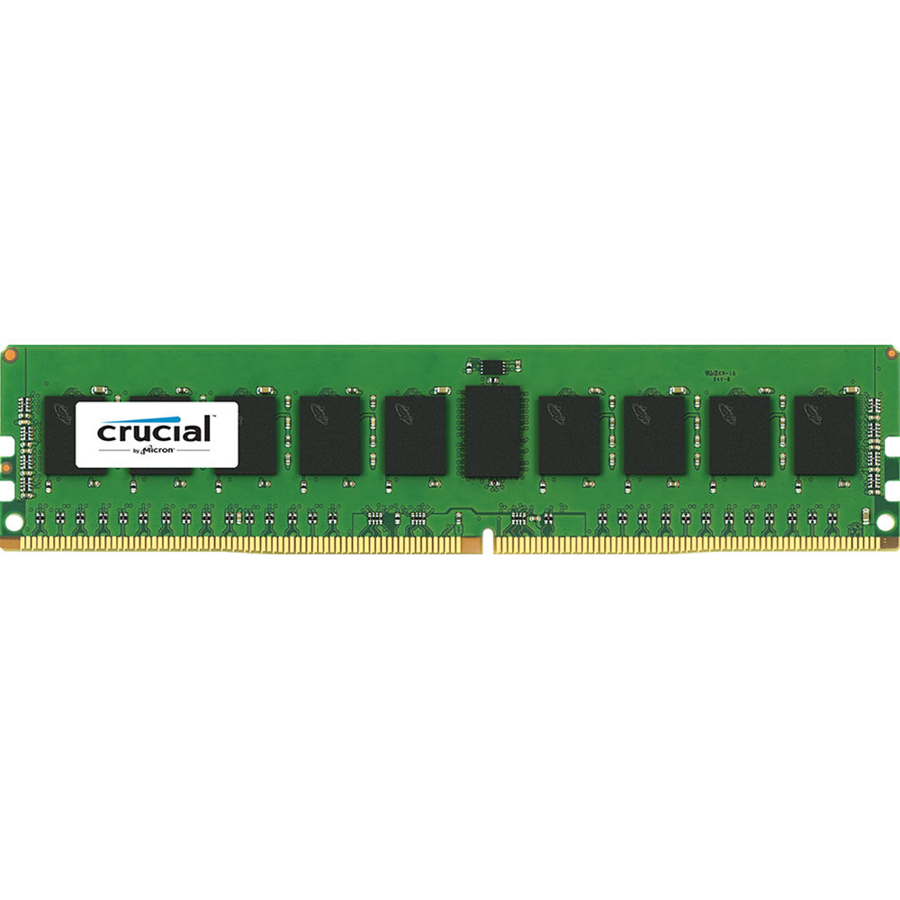 crucial 8gb ddr4 2133 mhz udimm memory module ct8g4wfd8213 b h. Black Bedroom Furniture Sets. Home Design Ideas