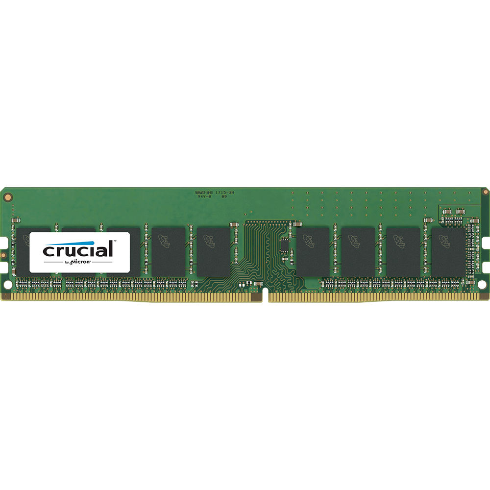 crucial 8gb ddr4 2666 mt s ecc udimm server memory. Black Bedroom Furniture Sets. Home Design Ideas