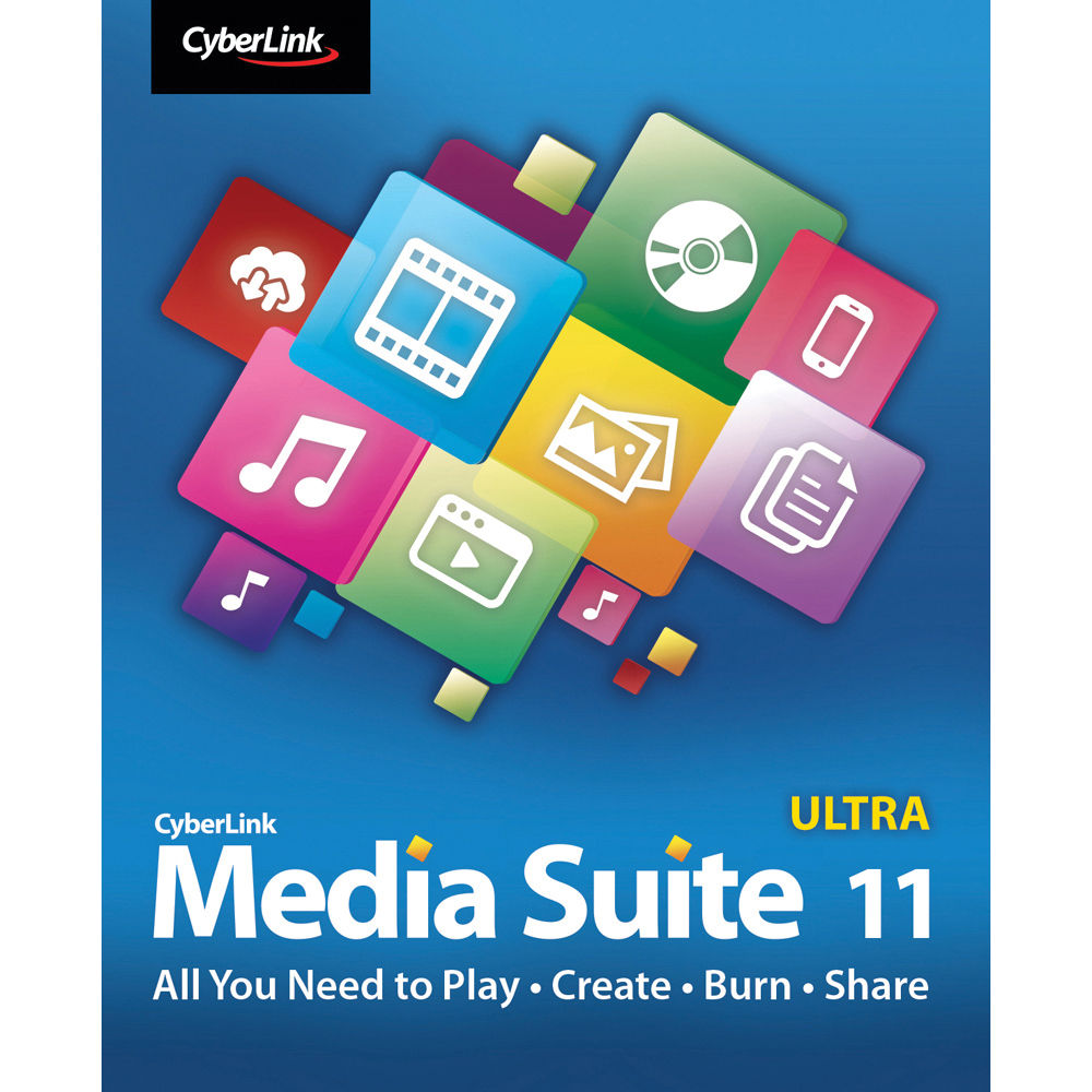 cyberlink media show bd