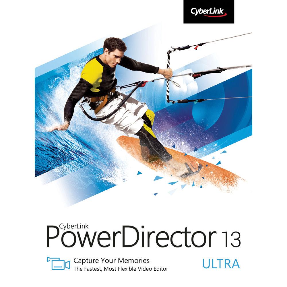 cyberlink powerdirector 13 ultra free download full version