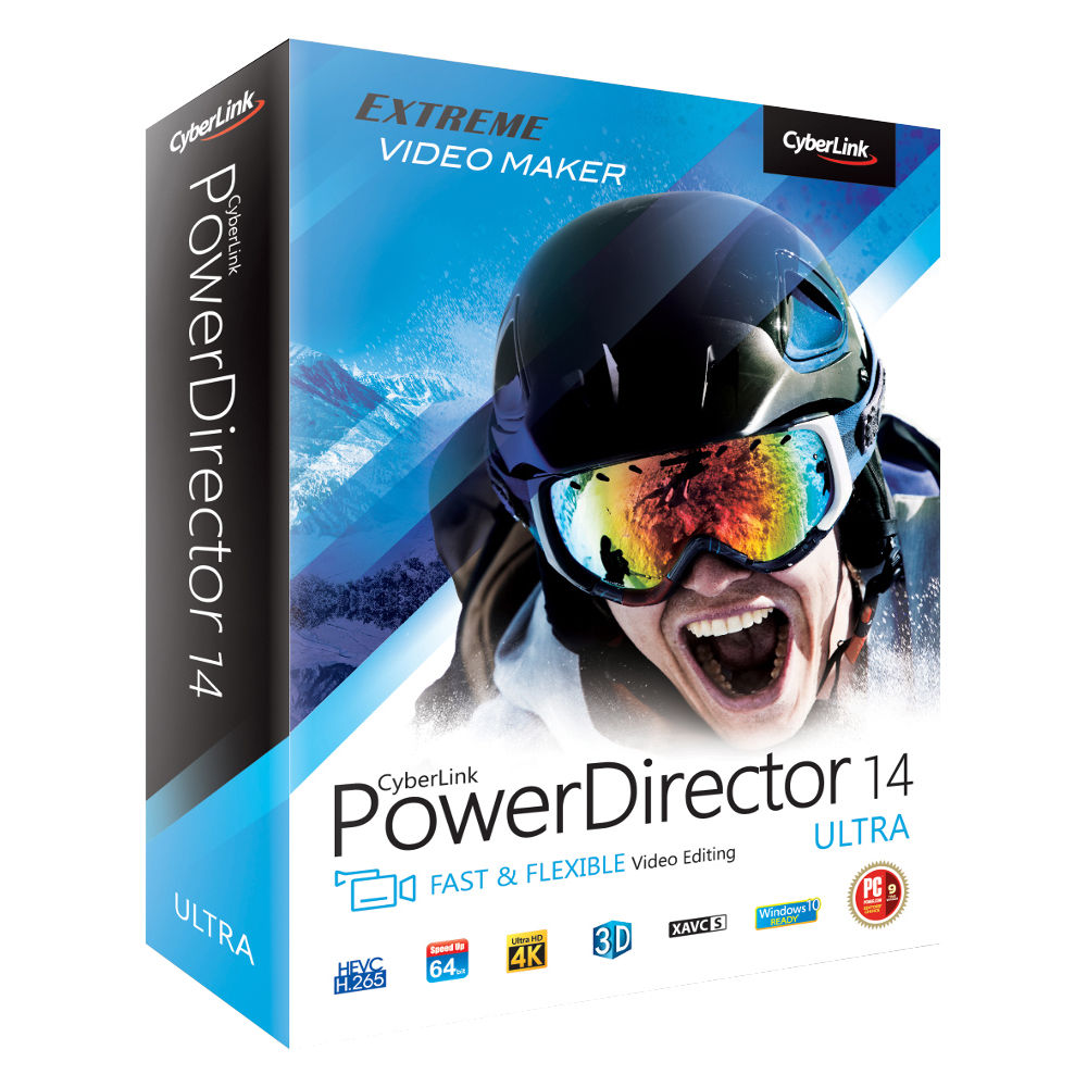 cyberlink powerdirector ultimate free download