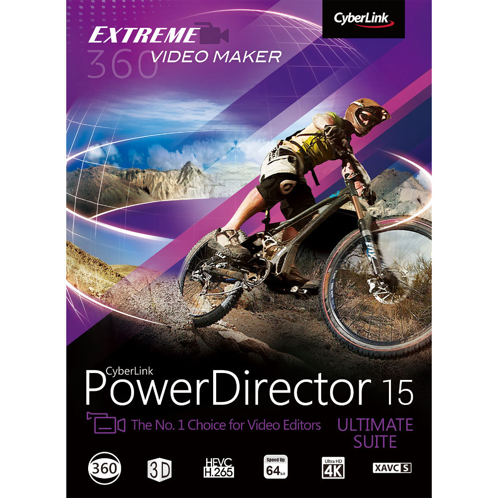 Cheapest PowerDirector 15 Ultimate