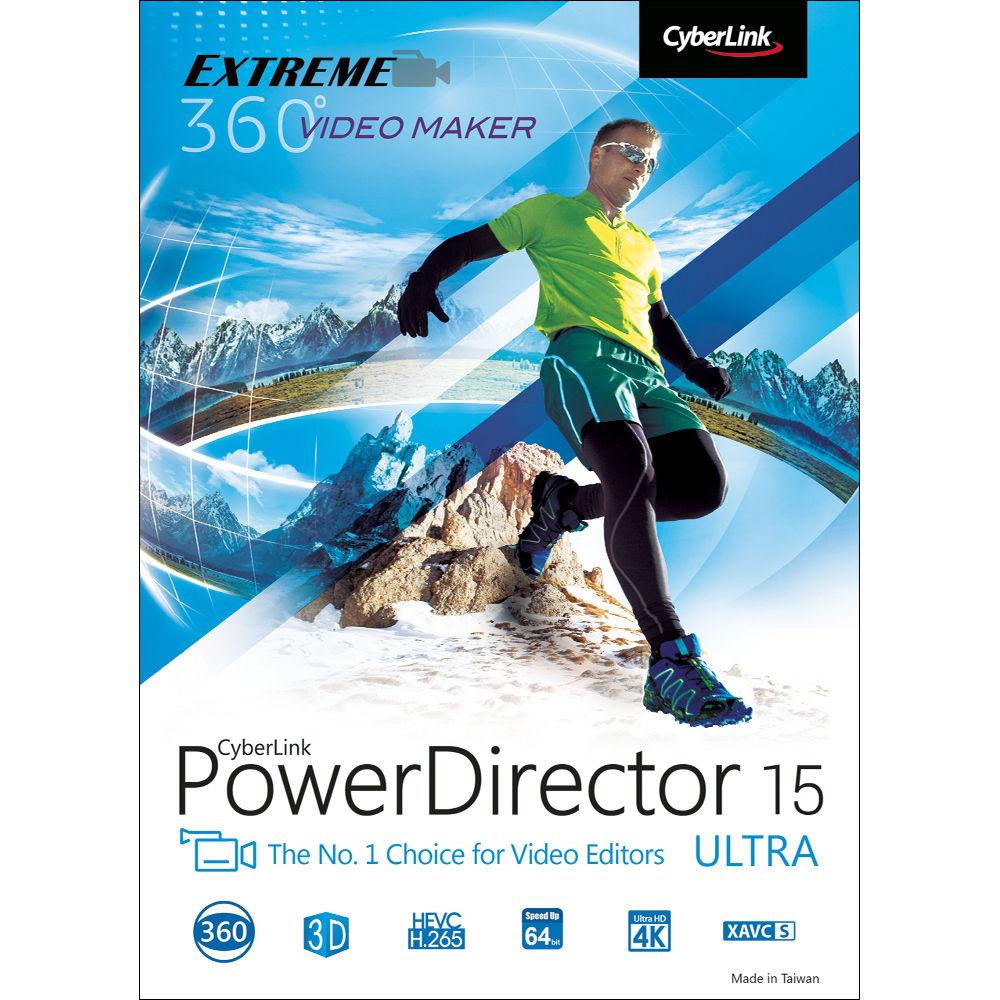 download cyberlink powerdirector 15