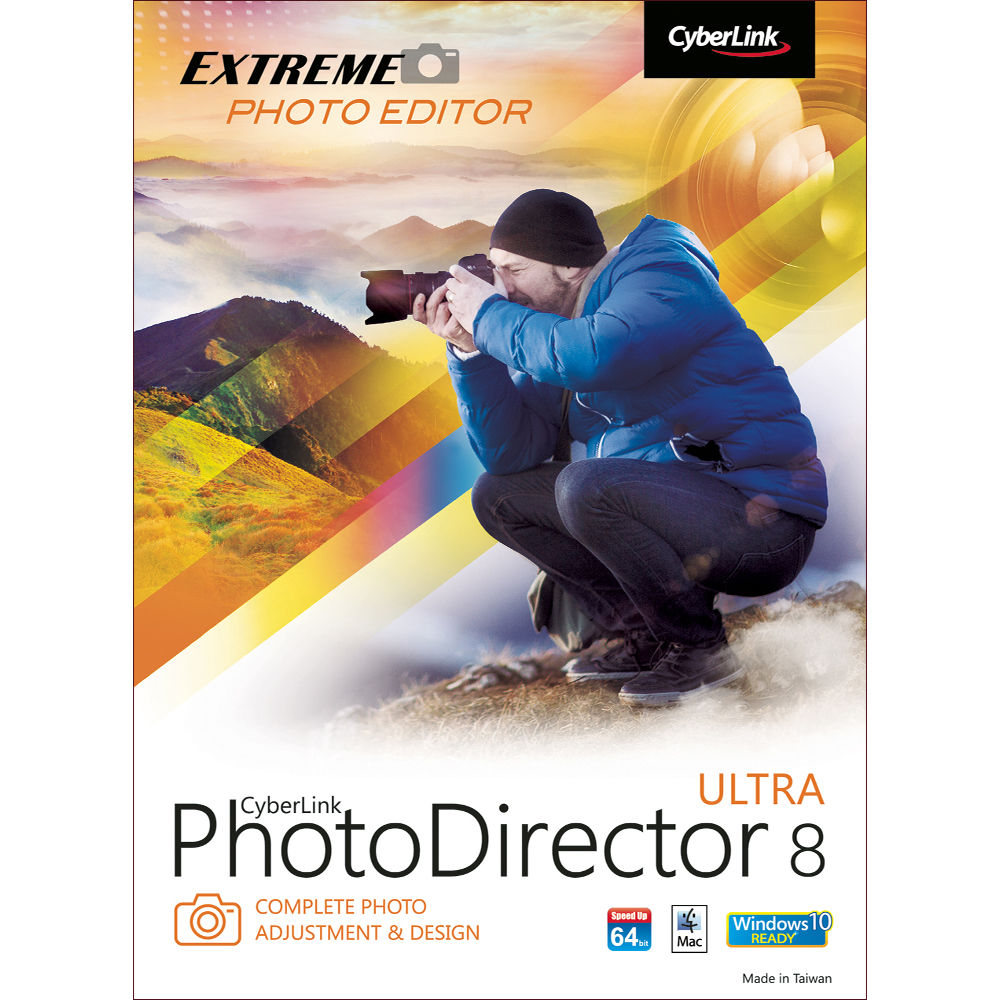 Buy PowerDirector 8 Ultra mac
