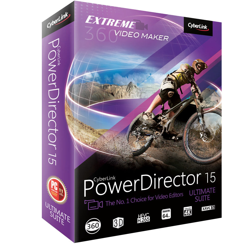 cyberlink powerdirector download for pc free