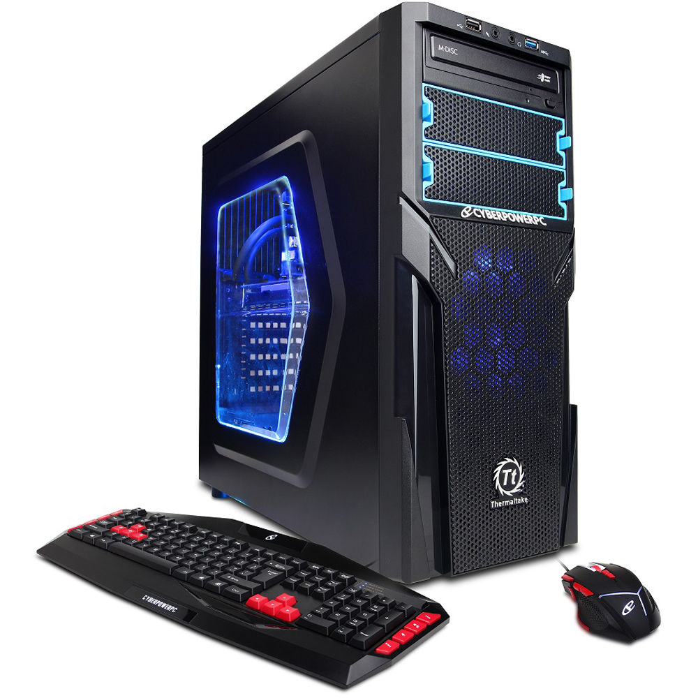 CyberpowerPC Gamer Xtreme Liquid Cool GLC2360 Gaming ...