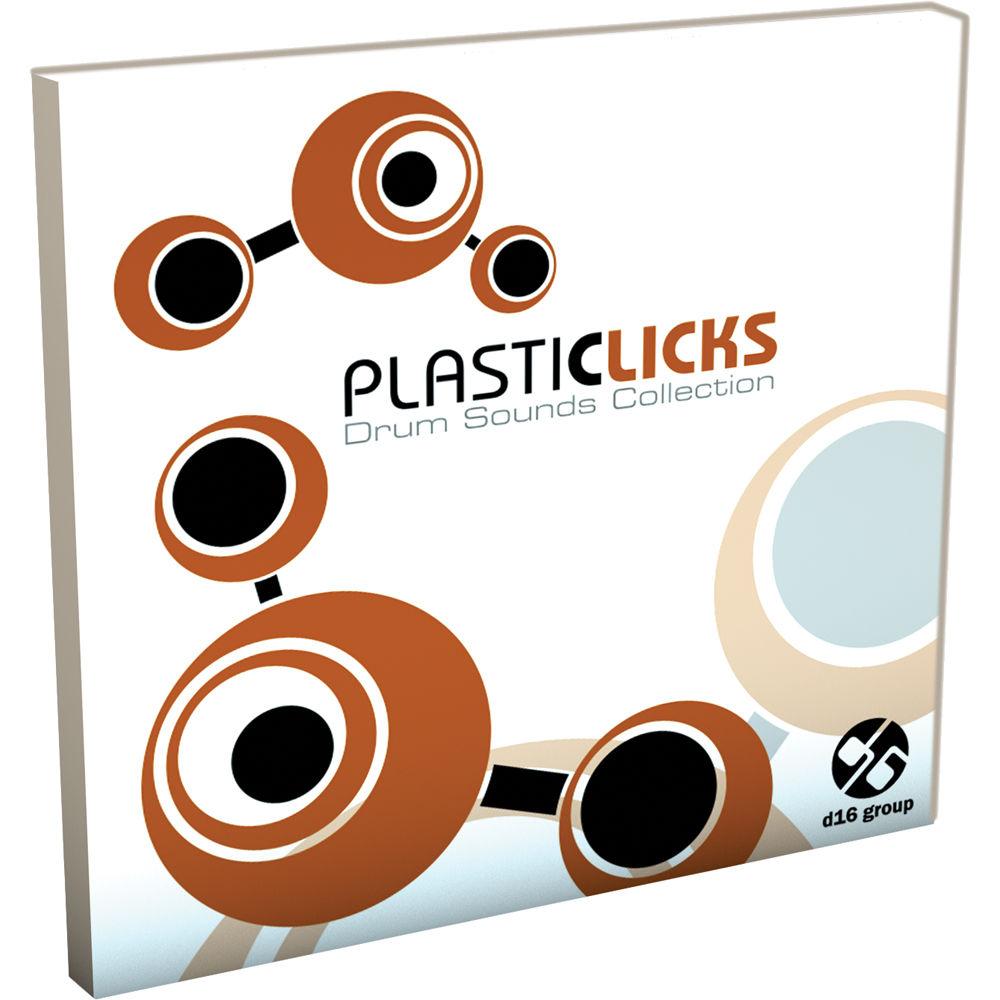 Plasticlicks Drum Sound Library