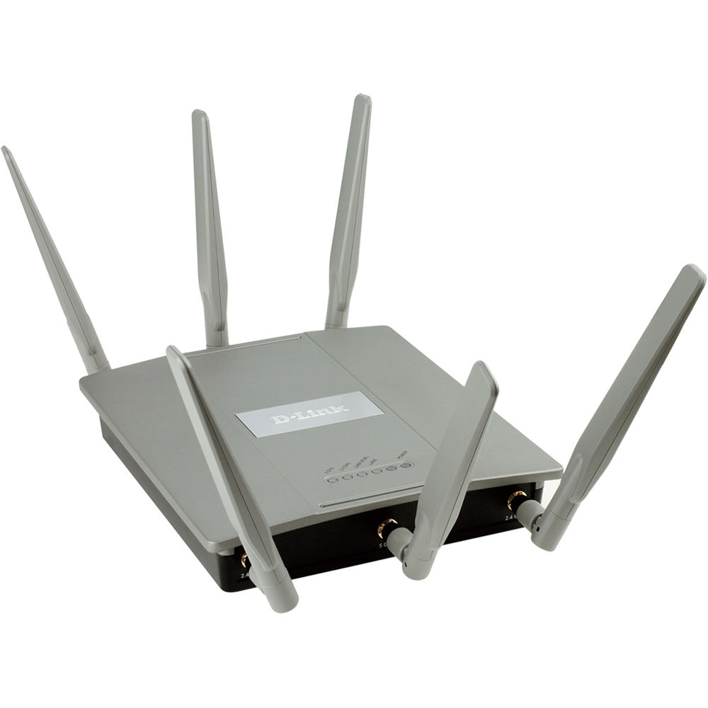 D-Link AirPremier DAP-2695 Concurrent Dual Band PoE Access Point