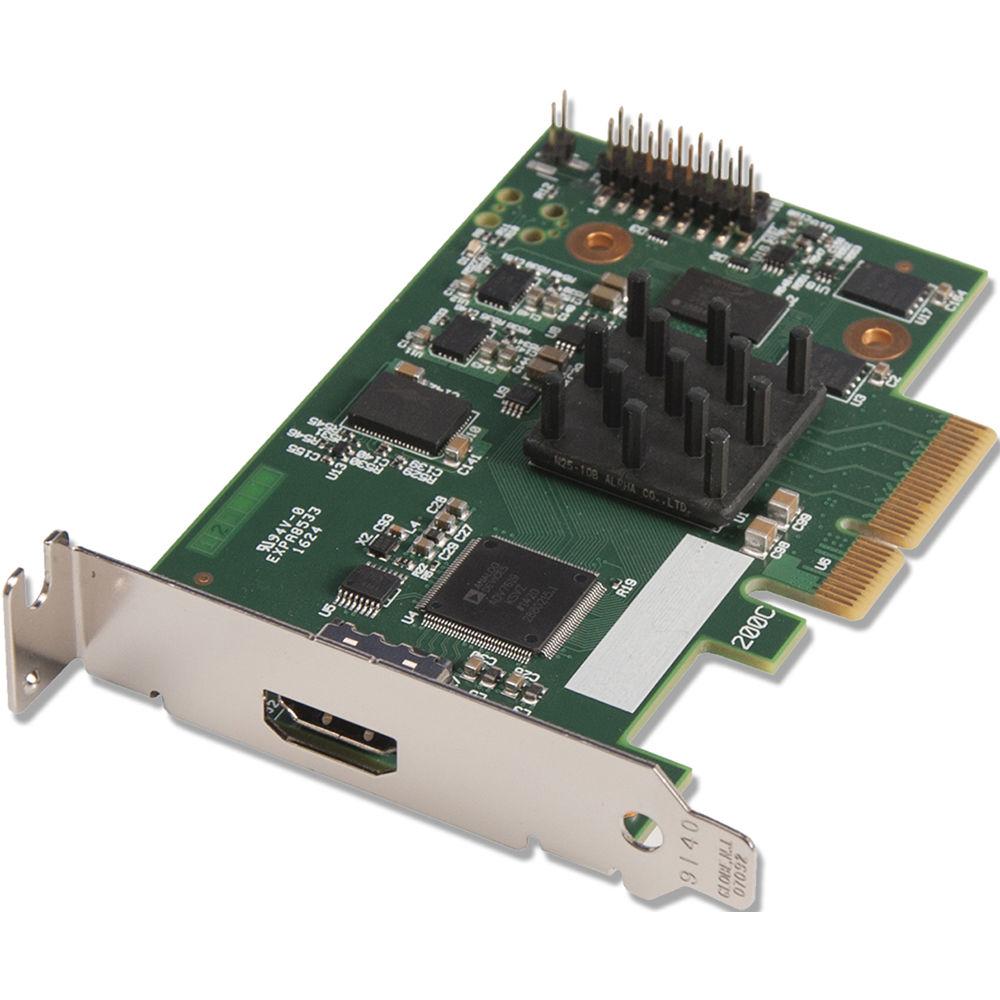 Datapath Visionlc Hd Single Channel Livestream Hdmi 2008 Smart Car Fuse Box Location Video Audio Capture Card