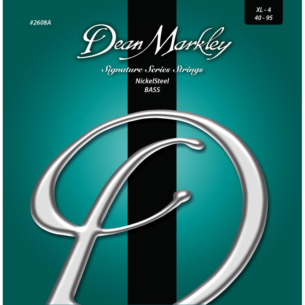 Dean Markley 2608a Signature Series Nickelsteel Bass