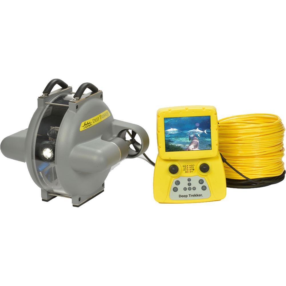 Deep Trekker Dtg2 Underwater Rov Starter Package Dt 0202