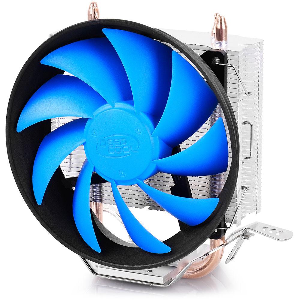 deepcool gammaxx 200t cooling fan gammaxx 200t b h photo video. Black Bedroom Furniture Sets. Home Design Ideas