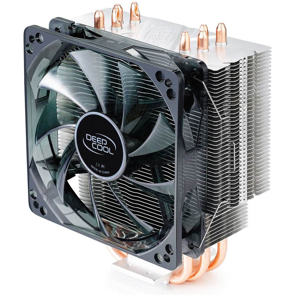 Cpu Air Cooler : Deepcool gammaxx cpu air cooler b h photo