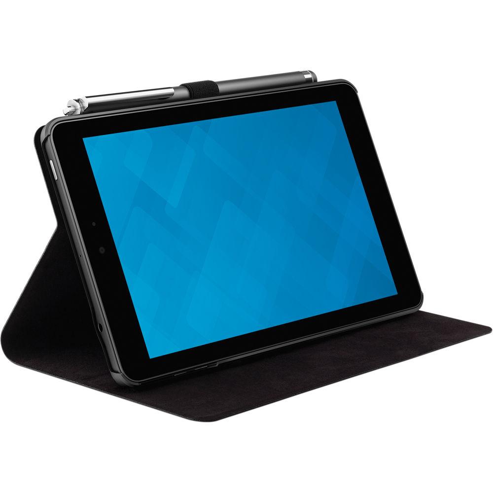 Dell Tablet Folio For Dell Venue 7 Black 31j76 B Amp H Photo
