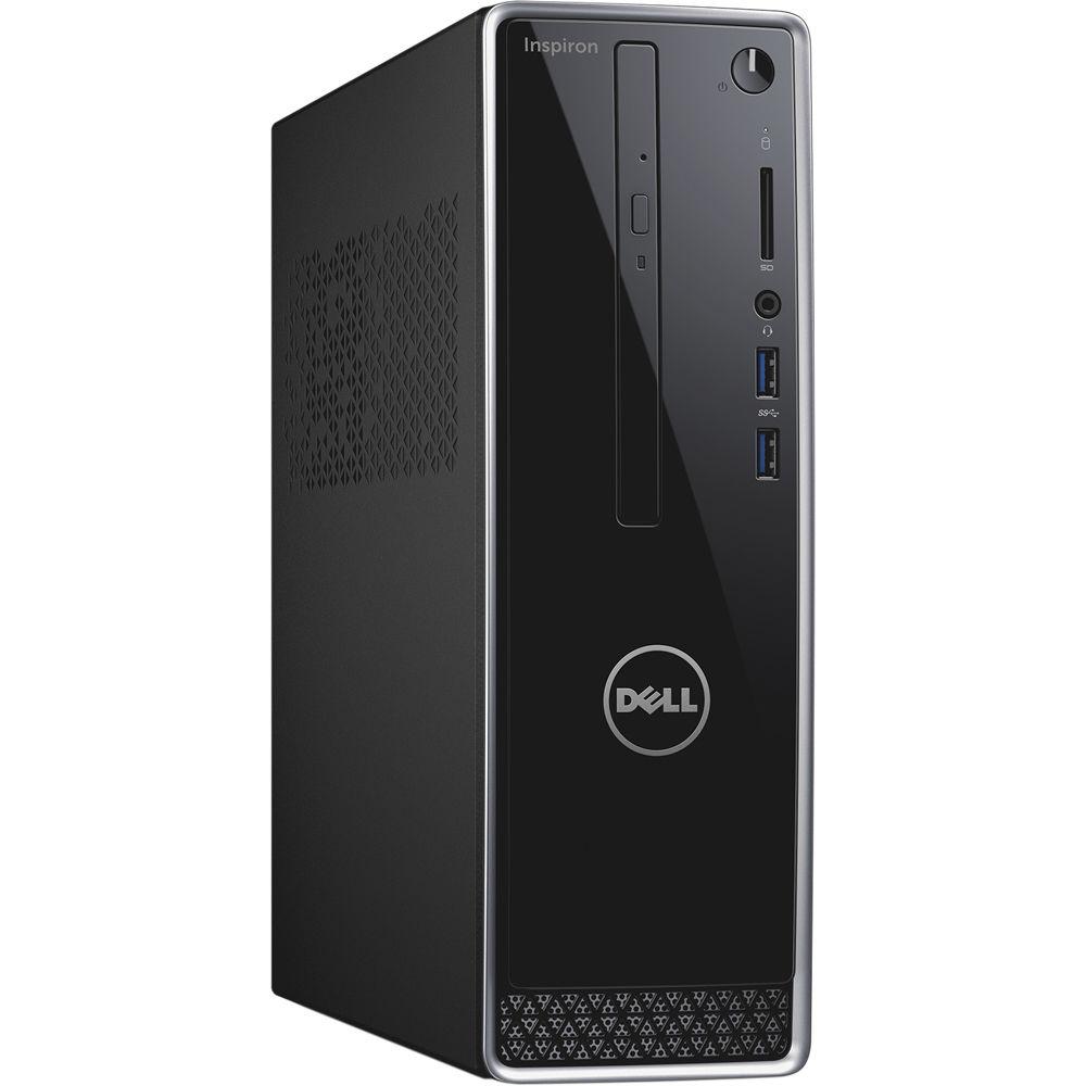 Dell Inspiron 3252 Small Form Factor Desktop I3252-6550BLK B&H