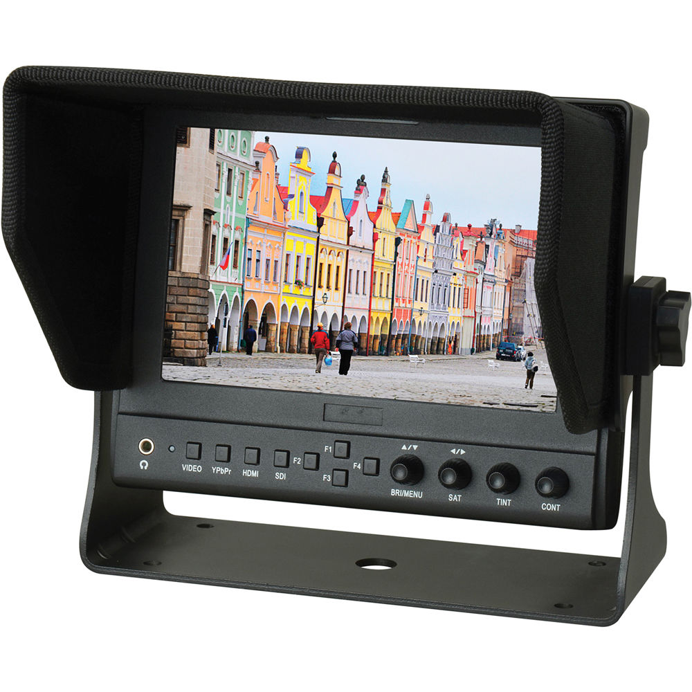 delvcam 7 on camera hdmi monitor with video delv wform 7. Black Bedroom Furniture Sets. Home Design Ideas