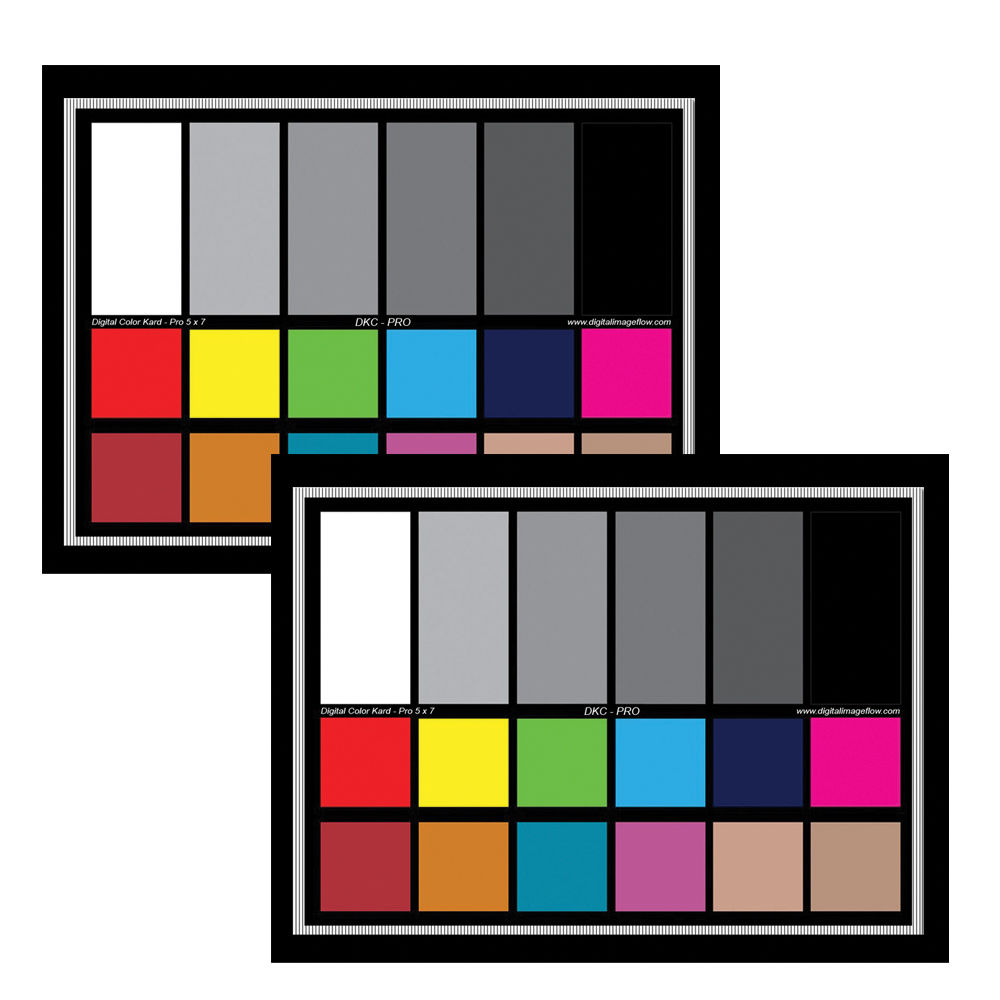 Dgk color tools dkc pro color calibration dkc pro set of 2 dgk color tools dkc pro color calibration white balance chart set nvjuhfo Gallery